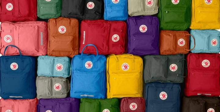 "On the street: ""Fjallraven Kanken Bag"""